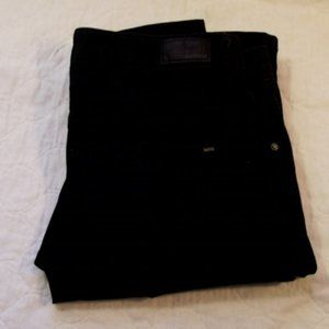 GARAGE High Waist Jegging Womens, Black, sz 9